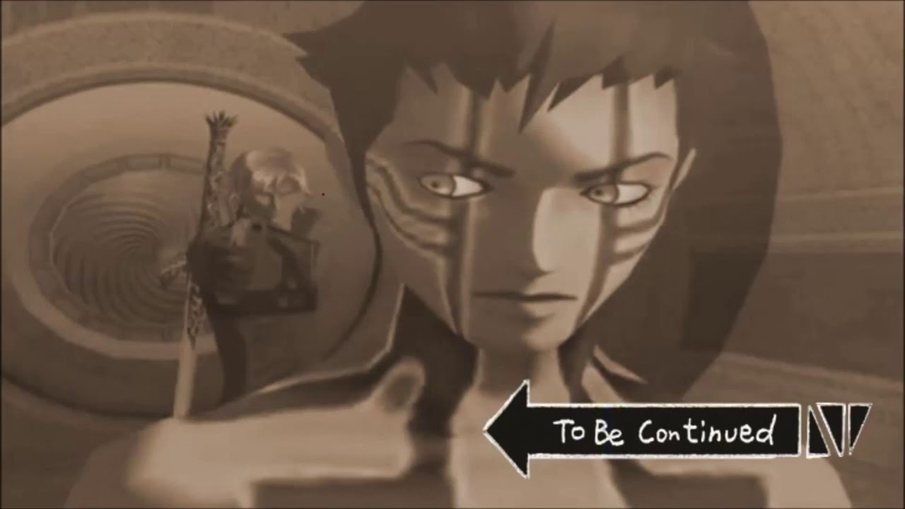 JoJo To Be Continued Meme: Dante vs. Demi-Fiend - YouTube