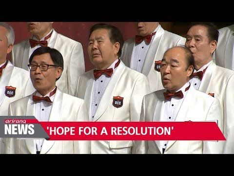 'Hope for a resolution': Korean and expat music group hold charity Christmas concert in Seoul