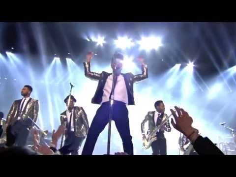 Bruno Mars Superbowl Halftime Show 2014  Ft  Red Hot Chilli Peppers