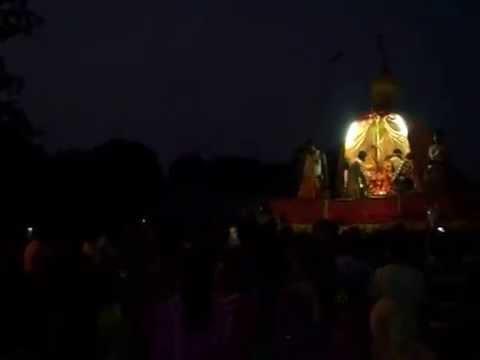 Rath Yatra 2014 in Balco Nagar Korba Chhattisgarh part4