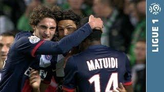 But Blaise MATUIDI (90' +3) - AS Saint-Etienne - Paris Saint-Germain (2-2 - 2013/2014