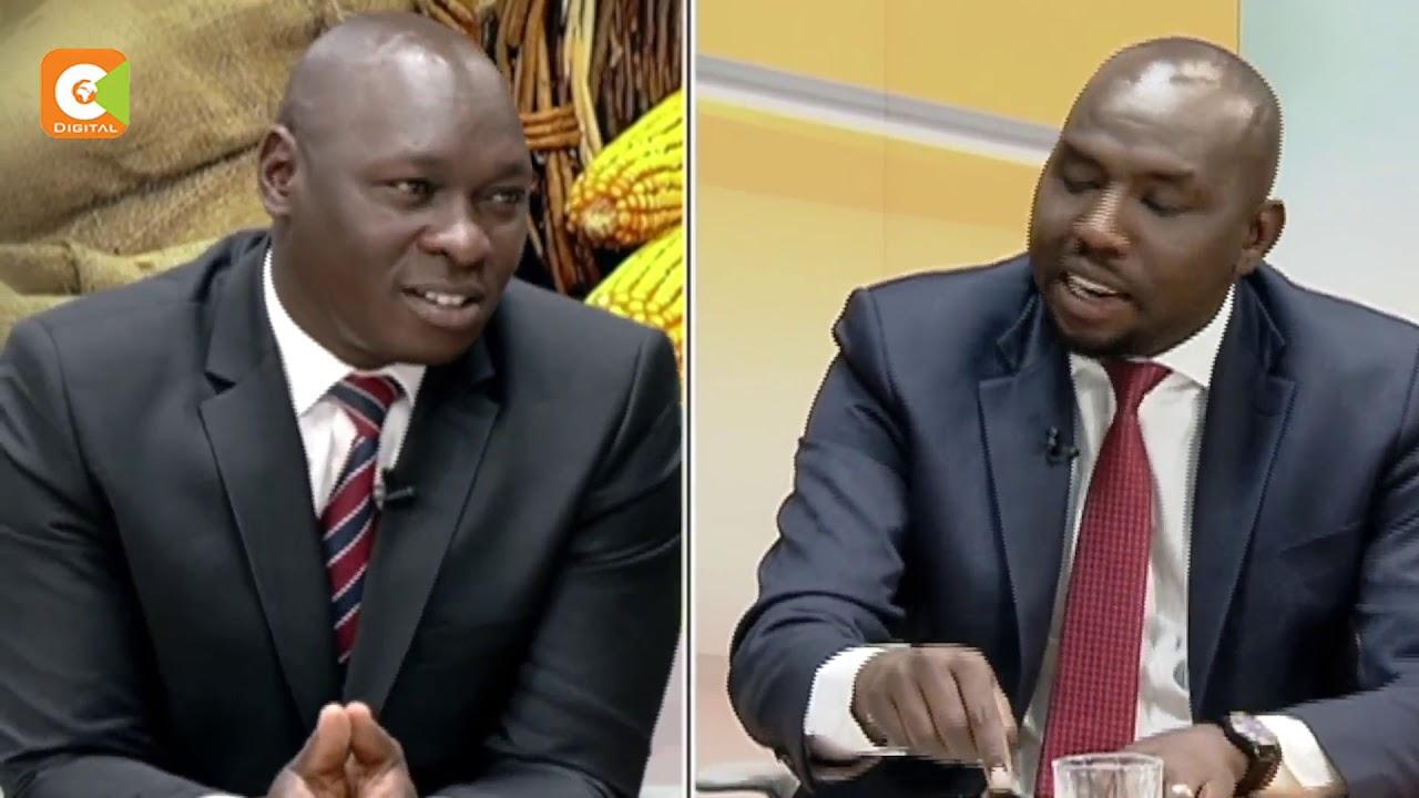 Maize politics | Murkomen, Kuttuny go at each other