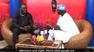 Oyinmomo - Interview with WASIU ALABI PASUMA (THROWBACK)