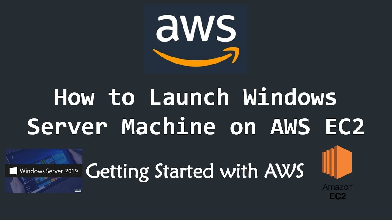How to Launch Windows Machine on AWS EC2 Instance | Getting Started with AWS Windows EC2 Services