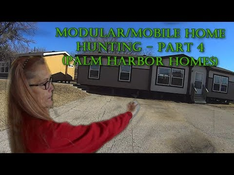 House Hunting For The Right Mobile/Modular Home - Part 4