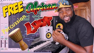 African Percussion Loops - Afrobeat Kits [Free Download]