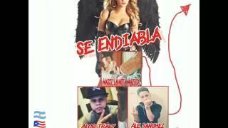Se Endiabla Ale Sanchez X Alco Trafy X Massi Lnm (Audio Oficial)