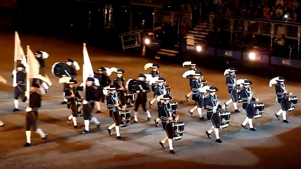 Top Secret Drum Corps The Awesomer