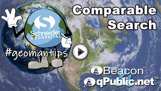 #geomantips: Comparable Search