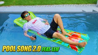 POOL SONG 2.0 feat. Poolprofi LEIF | Julien Bam