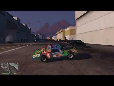 Топ 5 машин в GTA V для вилли/дыбов  (часть 2)