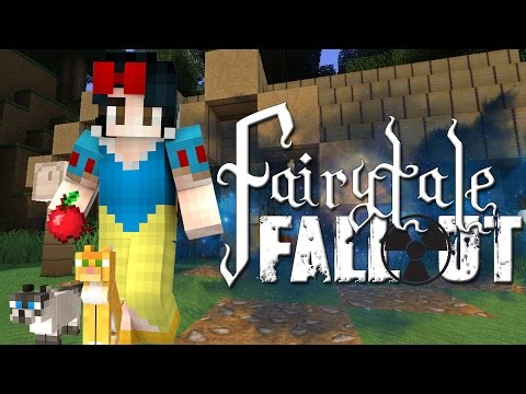Fairytale Fallout - Minecraft Roleplay - SNOW WHITE AND THE 7 CATS - Episode 1