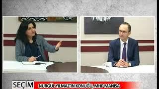 Nurgül Yılmaz İle Seçim 2015 MHP Manisa Milletvekili Aday Adayı Cem Çöllü /23 Şubat 2015