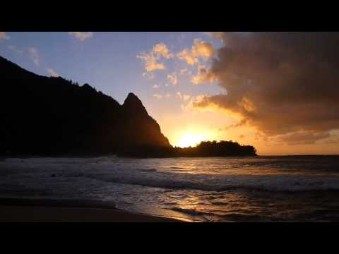 Haena - Kauai North Shore Sunset