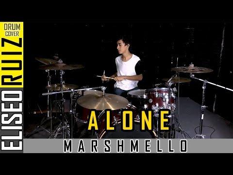 Alone - Marshmello (Matt McGuire Homage) - Drum Cover
