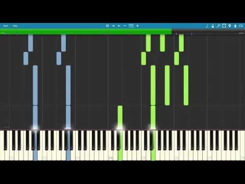Halo 4: To Galaxy - Neil Davidge [Piano Tutorial] [Synthesia] [DOWNLOAD] [4K 60FPS]