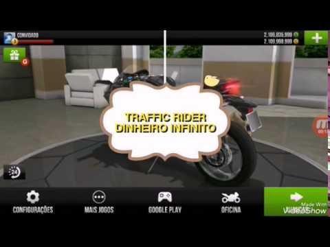 Como Baixar Traffic Rider Hack Dinheiro Infinito V1 2 Youtube
