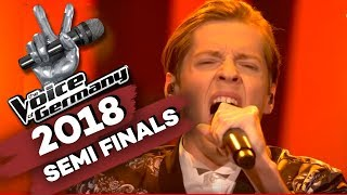 Baixar Elvis Presley - Can't Help Falling In Love (Benjamin Dolic) | The Voice of Germany | Halbfinale