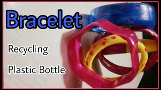 DIY crafts: BRACELETS recycling plastic bottles - Craft World