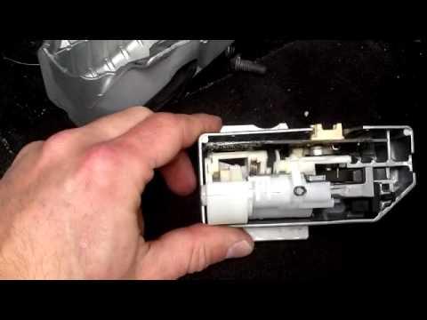 Steering Lock Warning BMW 5 Series E60