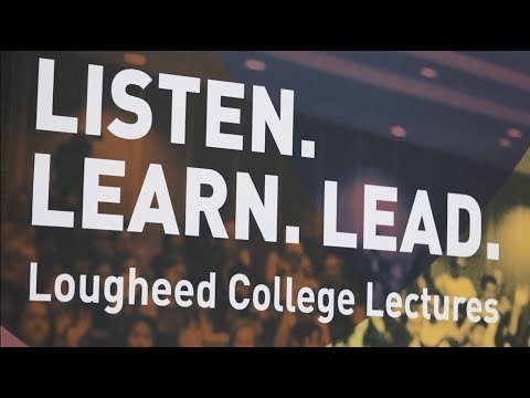 PLLC presents the Lougheed College Lectures