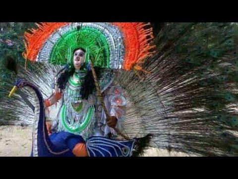 PURULIA CHHOU DANCE KARTIK DANCE PERFORMED BY HEM SINGH MAHATO