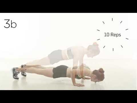 Zero Belly Diet: Full-Body Workout