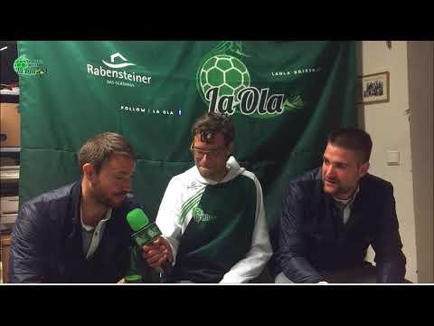 Interview Bruno & Davide  post Trieste  25.11.2017