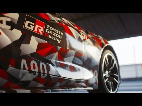 What the racers say | Toyota Supra A90