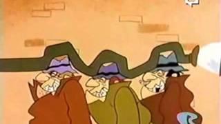 [1965] (Hanna Barbera) Atom Ant - Intro
