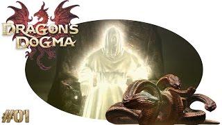 Dragon's Dogma #001 Die ersten Schritte oder