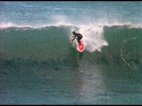Old Surf Movies: Pismo and Shell Beach, 1979