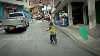 From Drug Wars to Cable Cars: Medellin