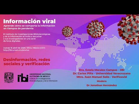 Foro Desinformación, Redes Sociales y Verificación [50]
