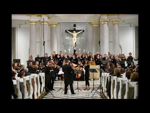 """J.S. Bach - Chorał """"Selig Sind, Die Aus Erbarmen"""" (BWV 39) - Mu!!!ob, Collegium Musicum UW"""