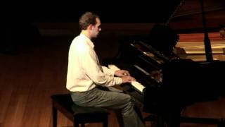 """A solo piano arrangment of """"The Giving"""" by Michael W. Smith, perfor..."""