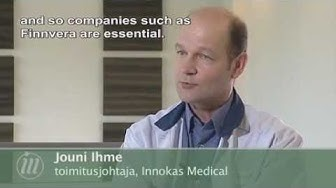 Innokas Medical - Growing with enthusiasm