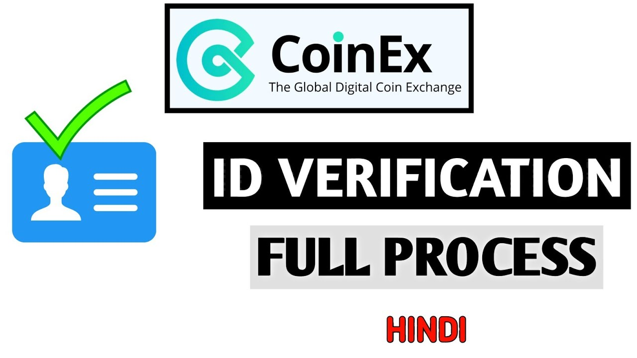 CoinEX Account I'D Verification | CoinEX Open Live Account | Full Process Step By Step | (HINDI)
