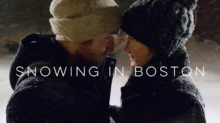 Daniel Taylor - Snowing In Boston (Official Music Video)