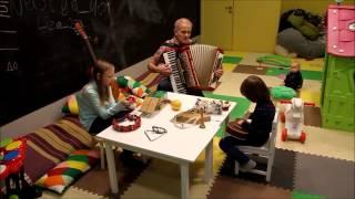 Сергей Буртовой: Урок музыки для детей