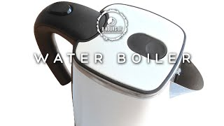 BOILING KETTLE, BOILING WATER, BOILING JUG, KETTLE WHITE NOISE SOUND EFFECT 8 HOURS WASSERKOCHER
