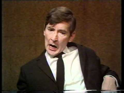Kenneth Williams - on accents - on Parky