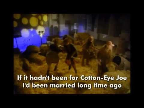 Rednex - Cotton Eye Joe (Official Lyric Video) [HD]