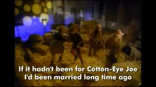 Rednex - Cotton Eye Joe (Official Lyric Video) [HD]