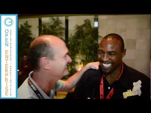Dallas Cowboy Darren Woodson at SXSW