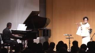 篠笛・能管:横笛教室主宰 福原 一笛 Web Site: http://akademia-music....