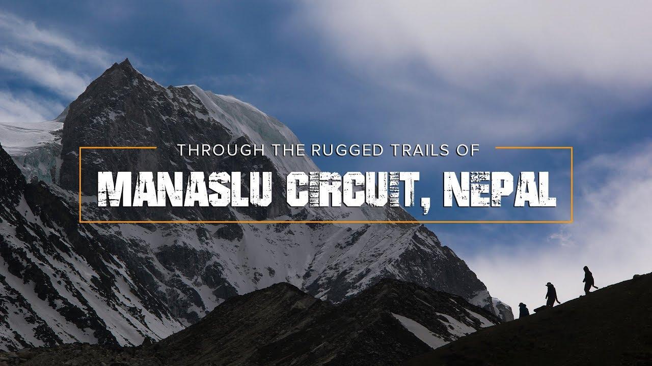 Manaslu Circuit Trek, crossing Larke La Pass (5106m), Nepal
