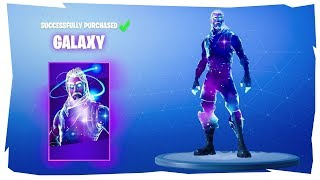 How to unlock the galaxy skin in fortnite !!! (not clickbait)