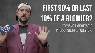 Kevin Smith Answers the Internet's Dumbest Questions