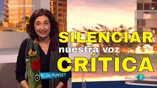 Silenciar nuestra voz crítica - ELSA PUNSET - El Mundo En Tus Manos